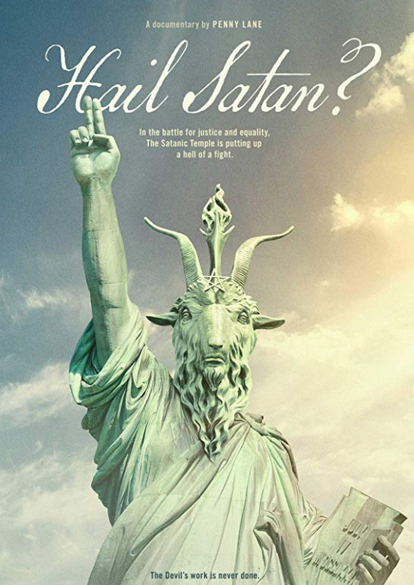 'Hail Satan?' movie poster