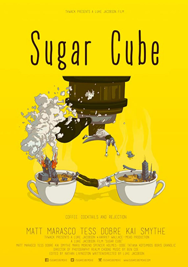 'Sugar Cube' movie poster