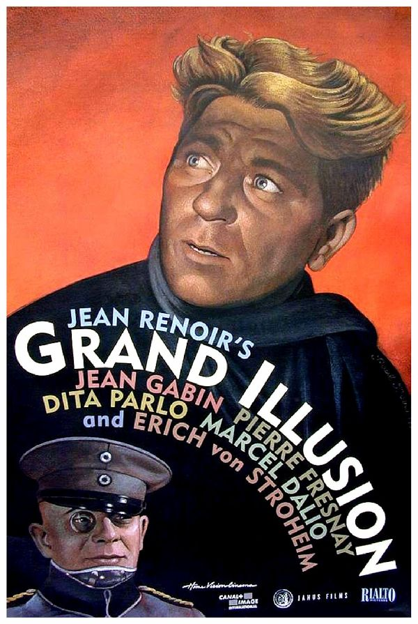 'La Grande Illusion' movie poster