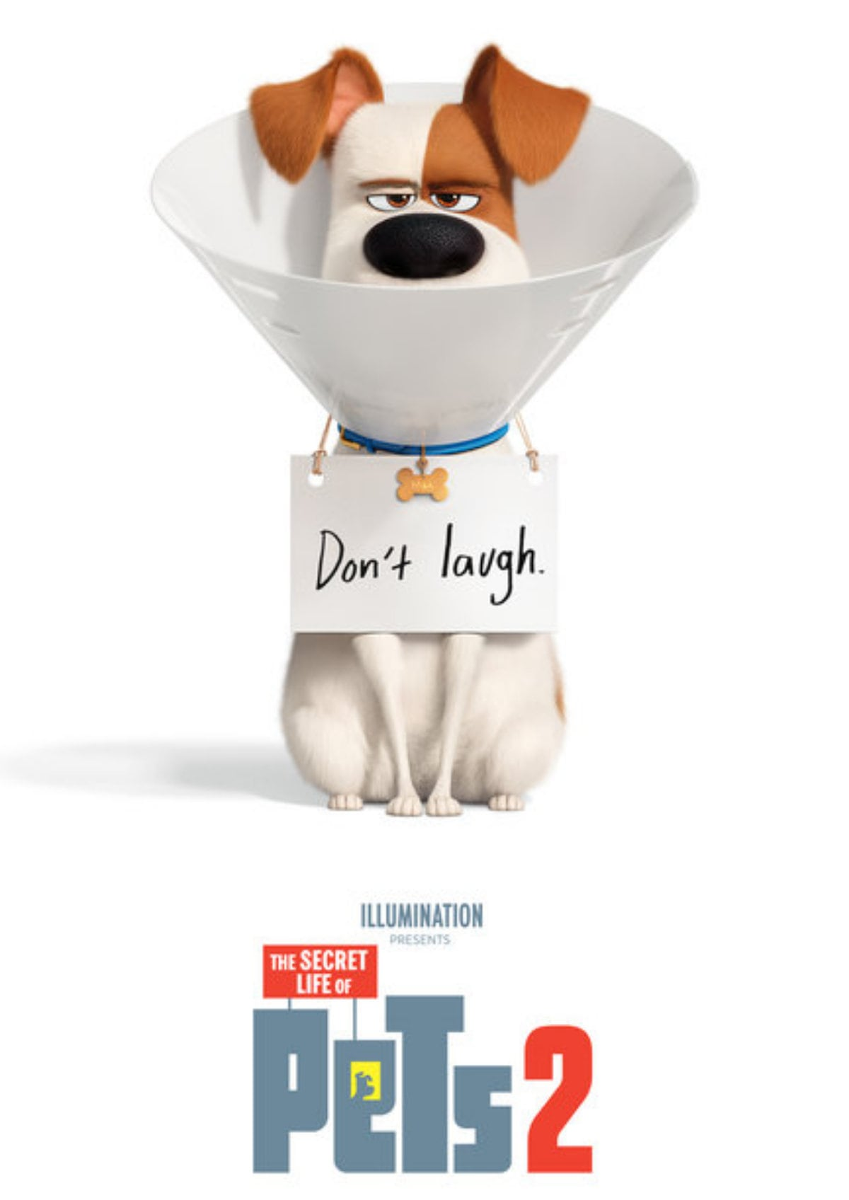 'The Secret Life of Pets 2' movie poster
