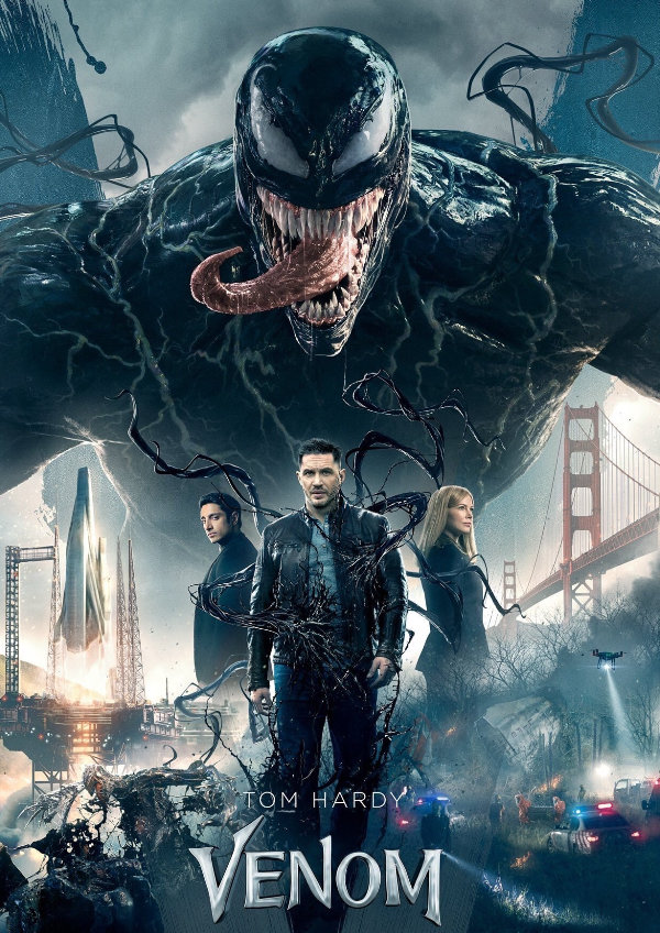 'Venom' movie poster