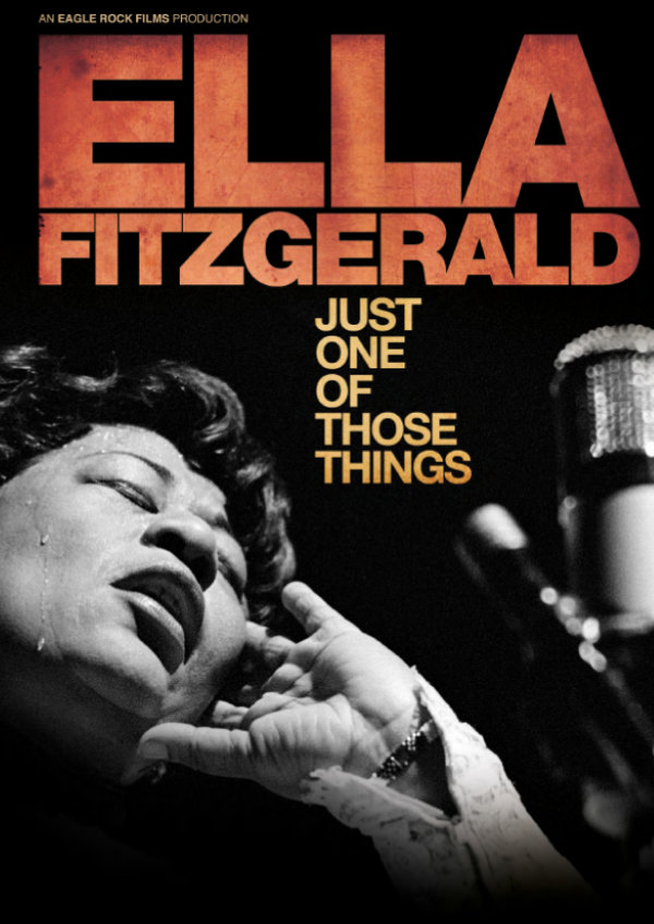 'Ella Fitzgerald: Just One Of Those Things' movie poster