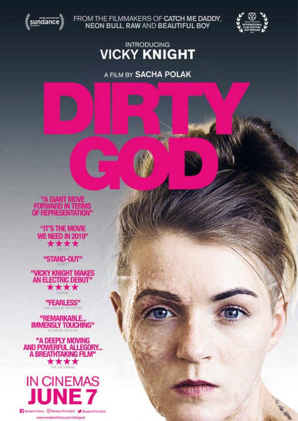 'Dirty God' movie poster