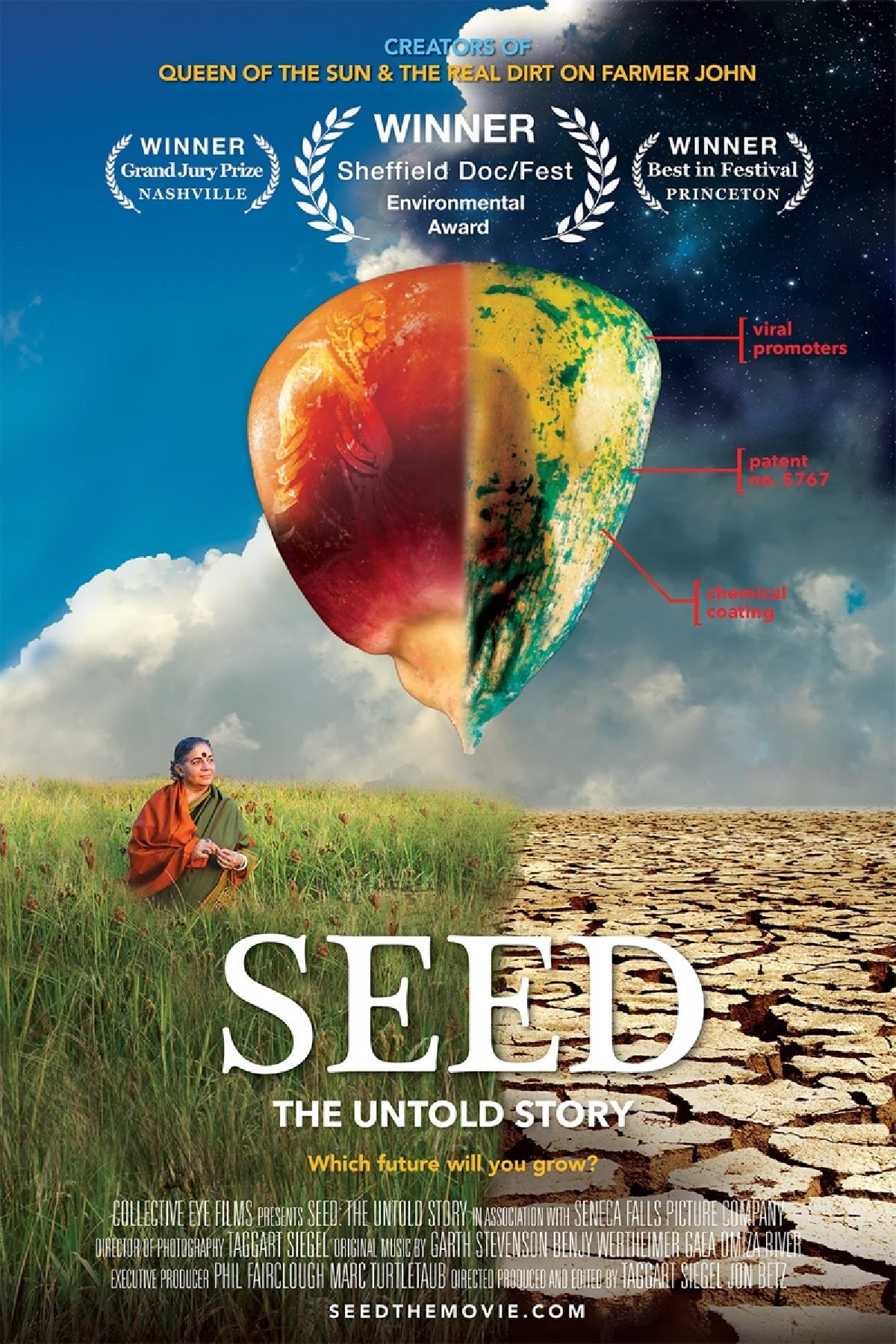 'SEED: The Untold Story' movie poster