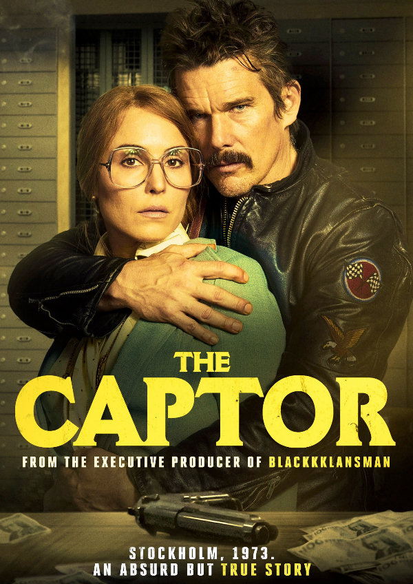 'The Captor' movie poster