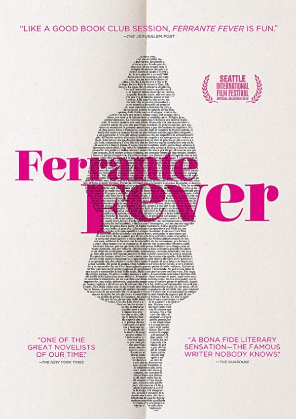 'Ferrante Fever' movie poster