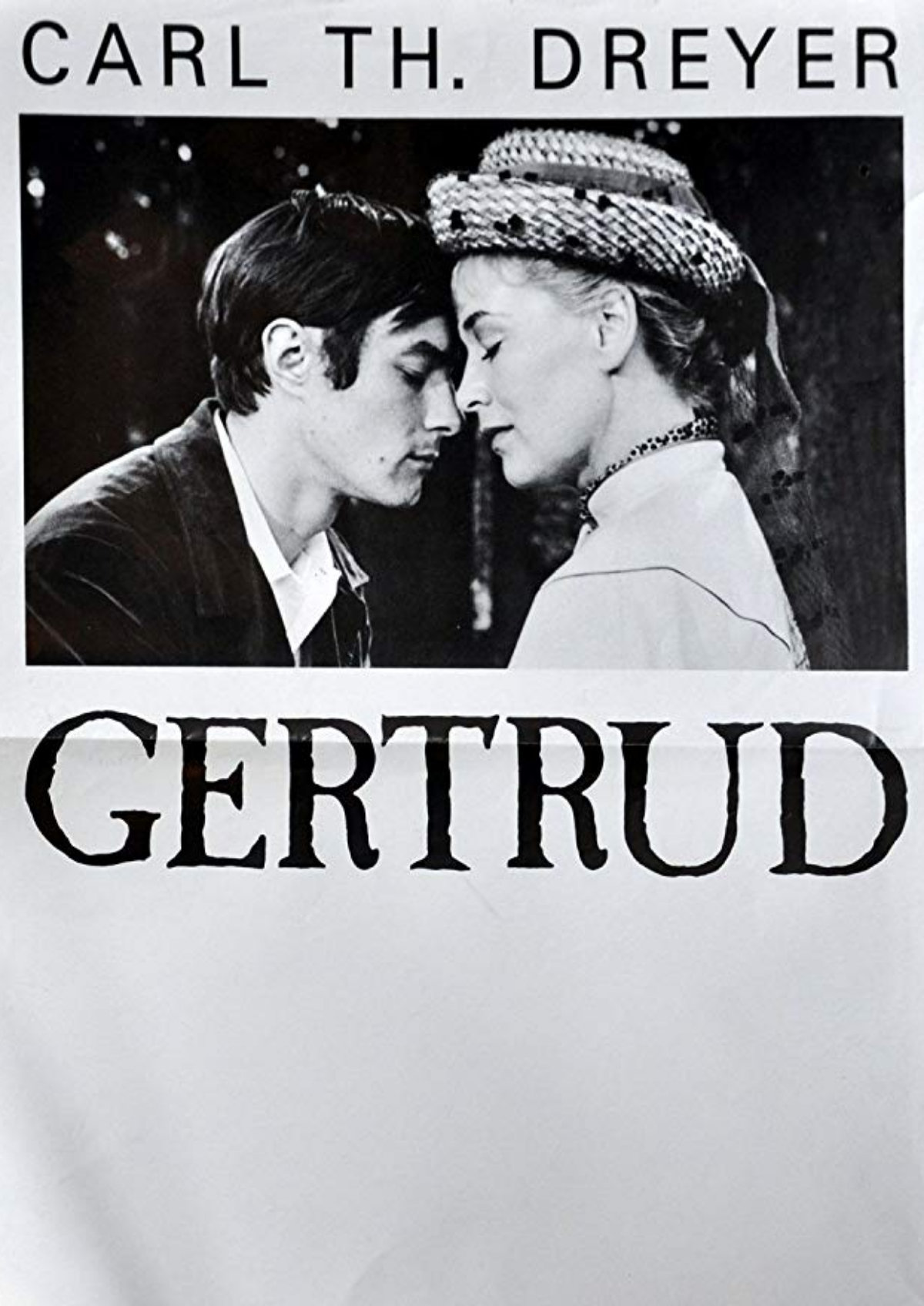 'Gertrud' movie poster