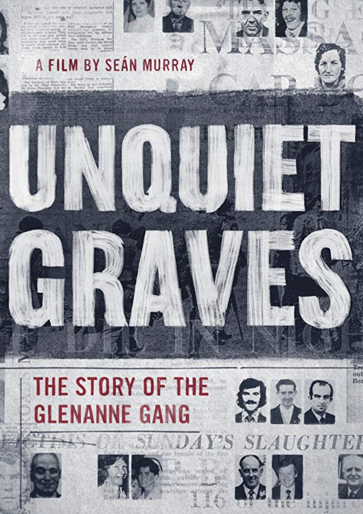 'Unquiet Graves' movie poster