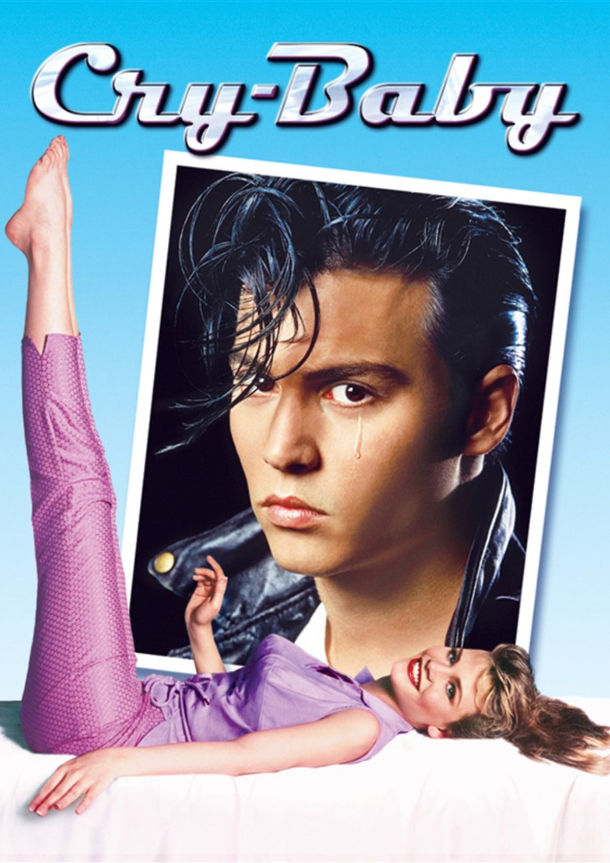 'Cry-Baby' movie poster