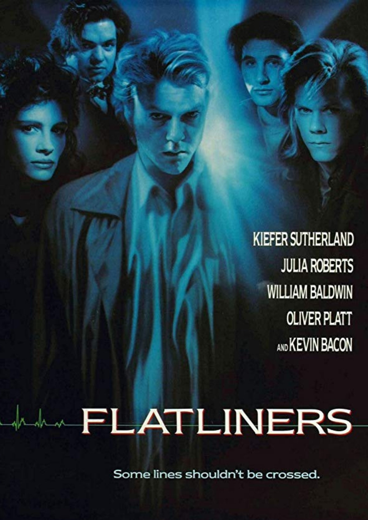 'Flatliners (1990)' movie poster