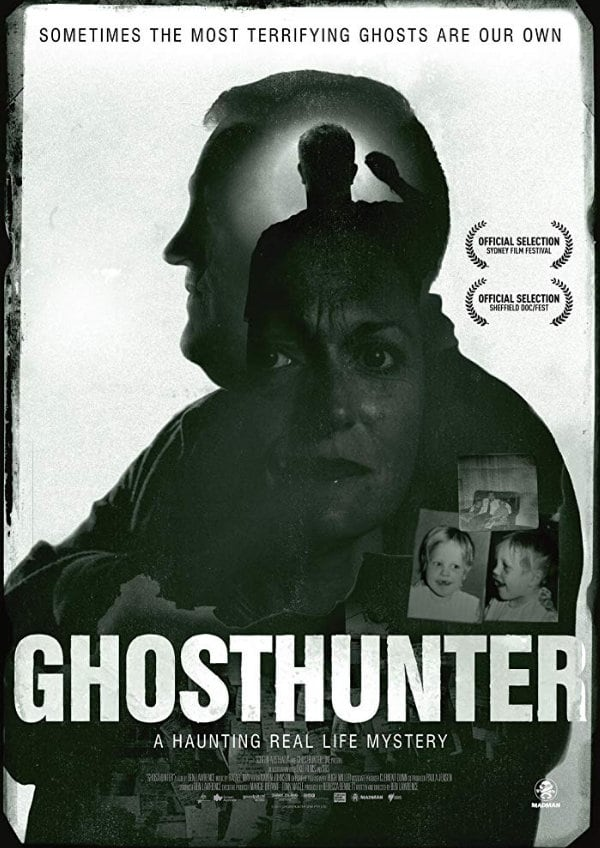'Ghosthunter' movie poster