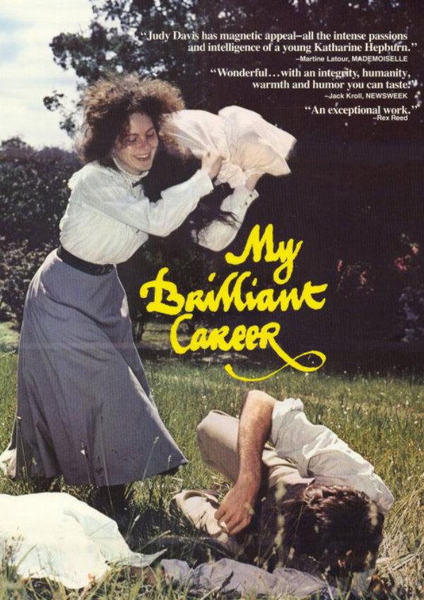 'My Brilliant Career' movie poster