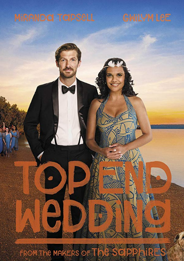 'Top End Wedding' movie poster