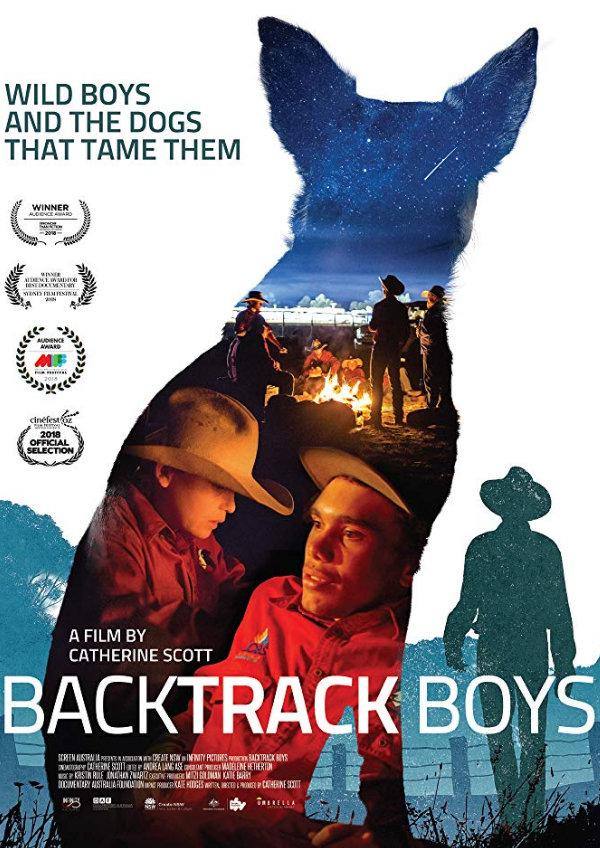 'Backtrack Boys' movie poster