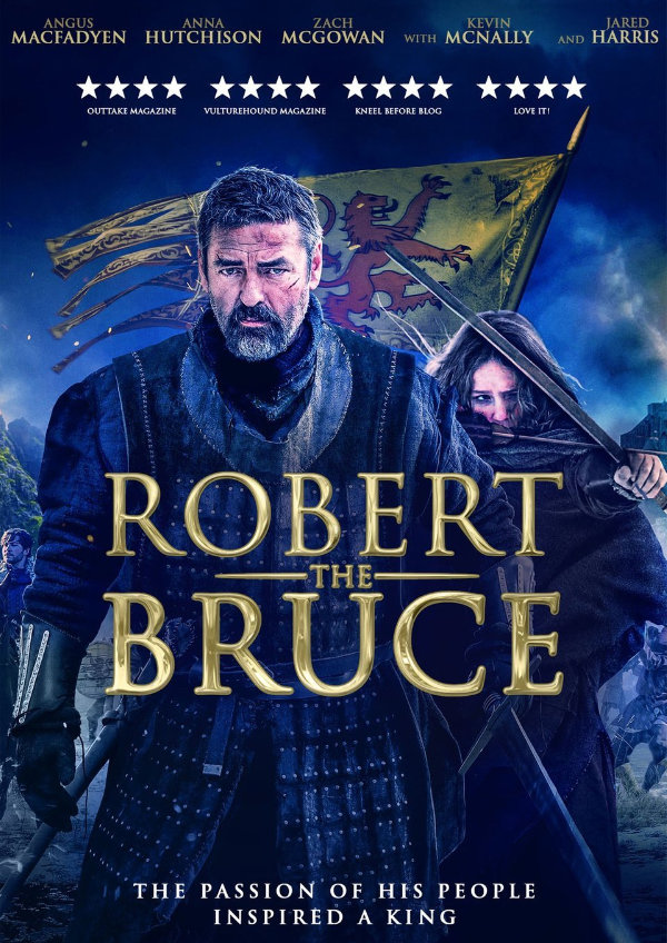 'Robert the Bruce' movie poster