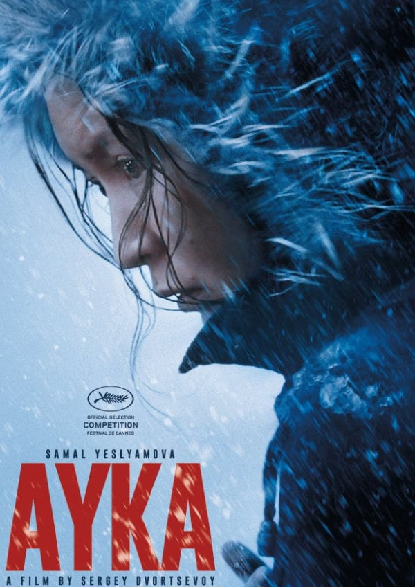 'Ayka' movie poster
