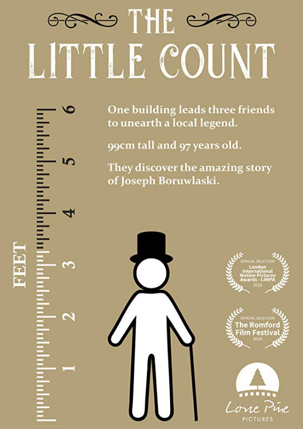 'The Little Count' movie poster