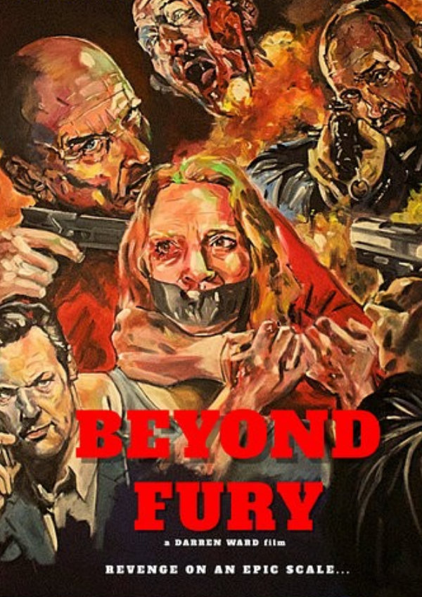 'Beyond Fury' movie poster