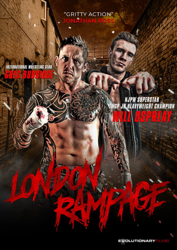 'London Rampage' movie poster