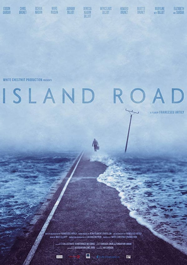 'Island Road' movie poster