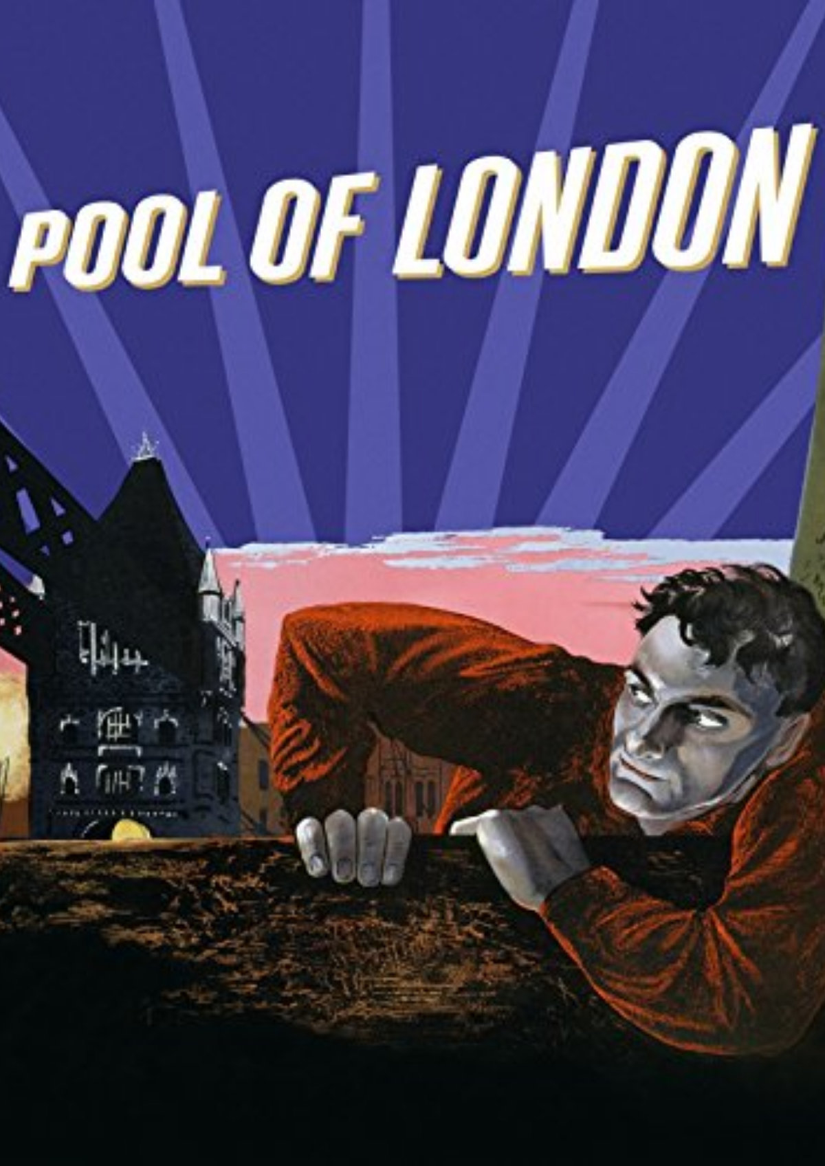 'Pool Of London' movie poster