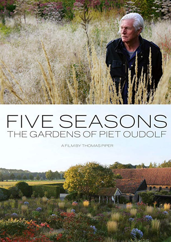 'Five Seasons: The Gardens Of Piet Oudolf' movie poster