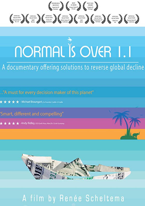 'Normal Is Over: The Movie 1.1' movie poster