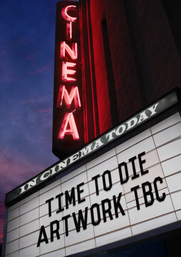 'Time To Die' movie poster