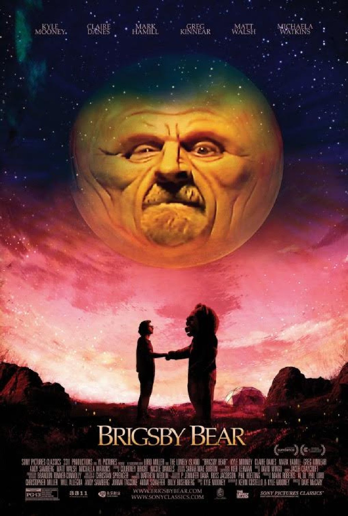 'Brigsby Bear' movie poster