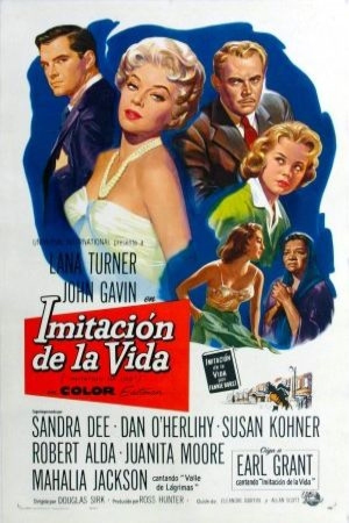 'Imitation of Life' movie poster