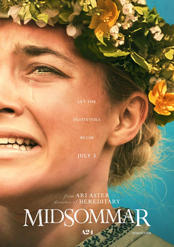 'Midsommar' movie poster