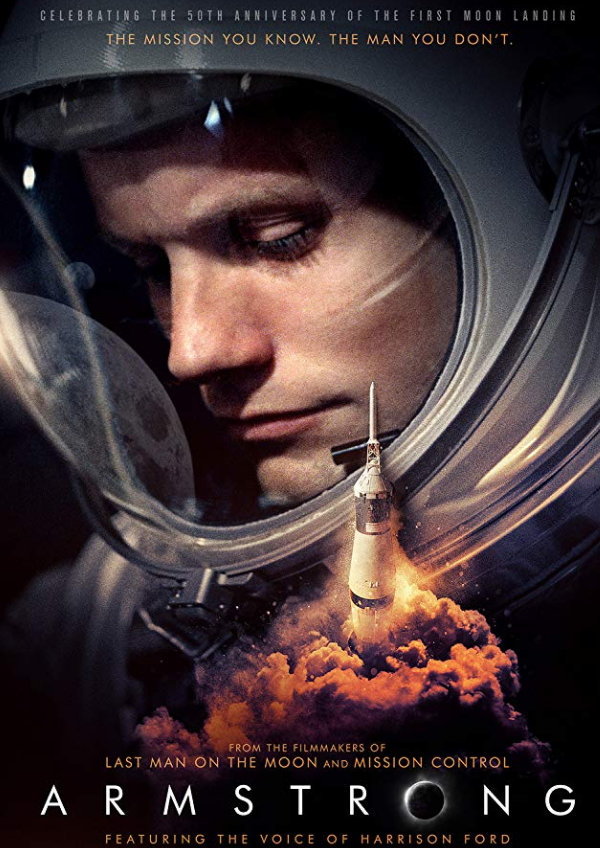 'Armstrong' movie poster