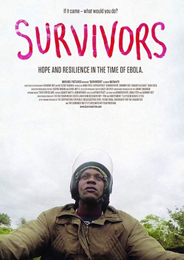 'Survivors' movie poster