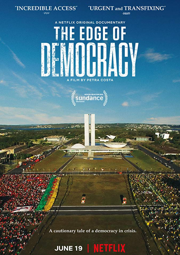 'The Edge Of Democracy' movie poster