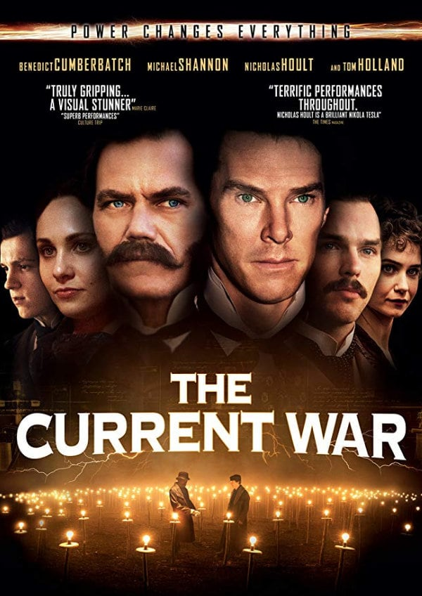 'The Current War' movie poster