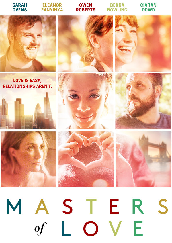 'Masters of Love' movie poster