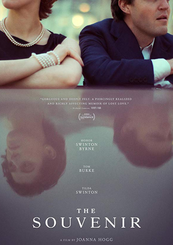 'The Souvenir' movie poster