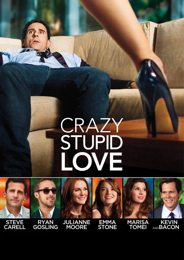 'Crazy, Stupid, Love.' movie poster