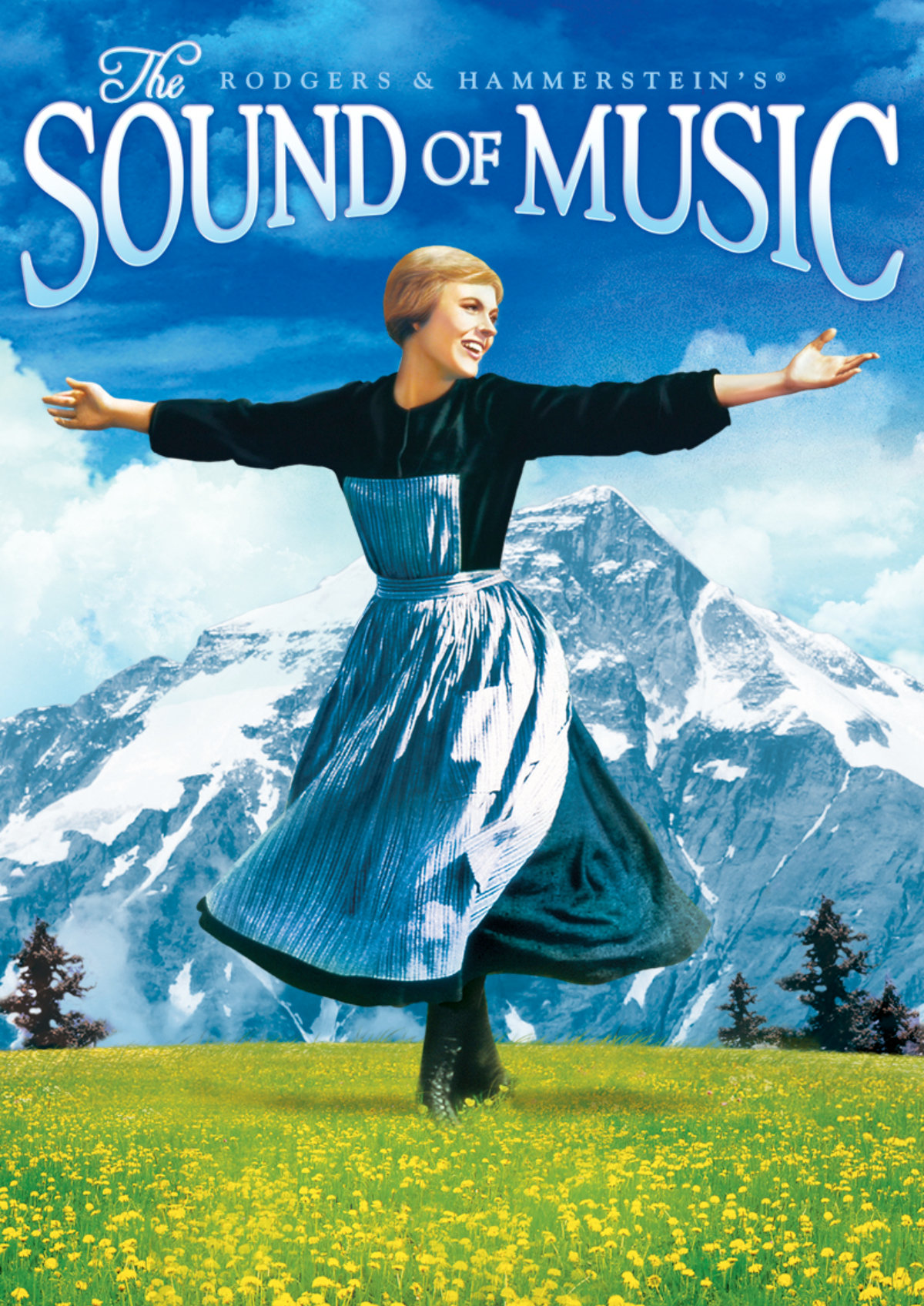 'The Sound of Music' movie poster