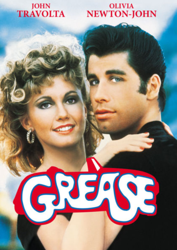 'Grease' movie poster