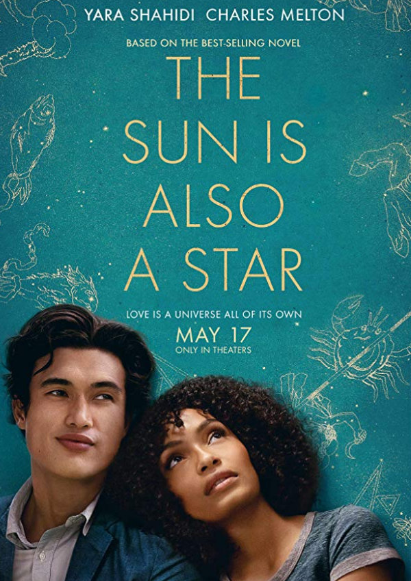 'The Sun Is Also A Star' movie poster