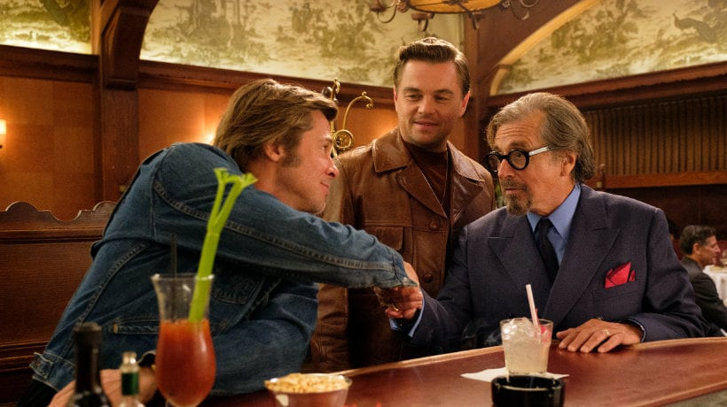 'Once Upon A Time In Hollywood' movie