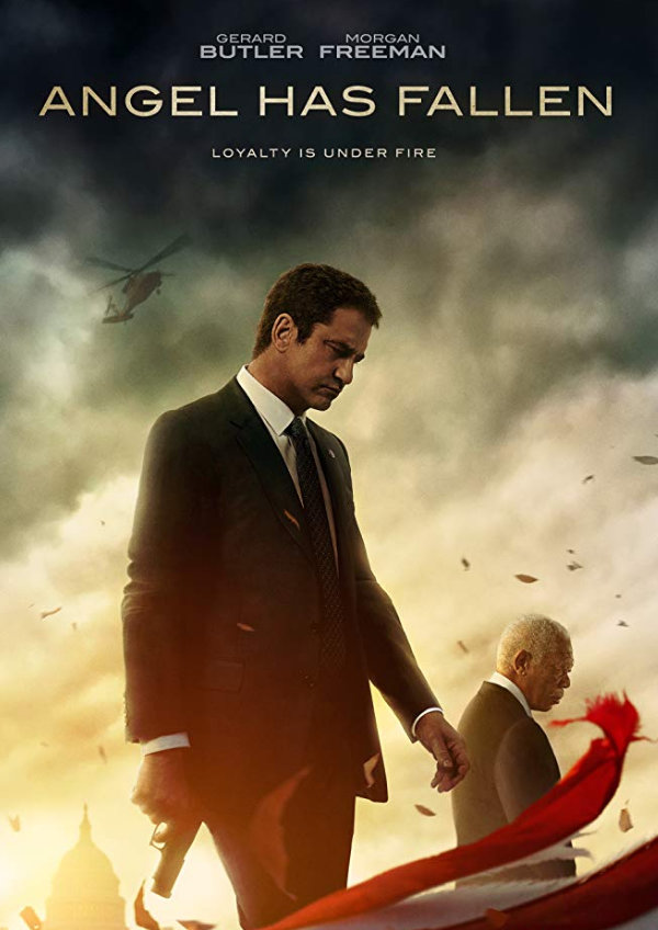 'Angel Has Fallen' movie poster