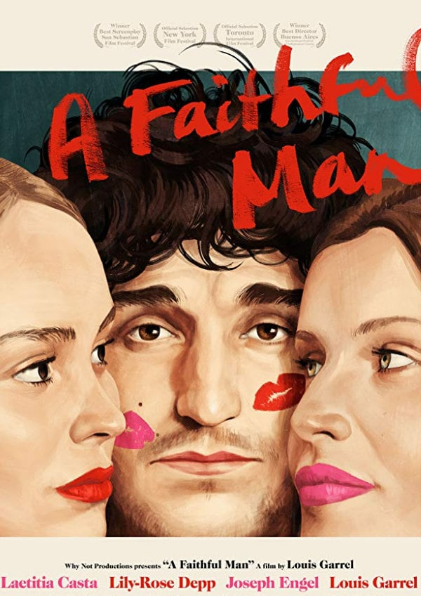 'A Faithful Man' movie poster