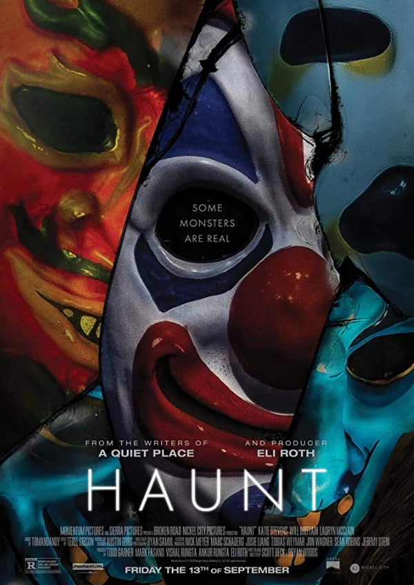 'Haunt' movie poster