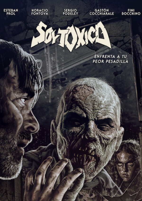 'I Am Toxic (Soy Tóxico)' movie poster