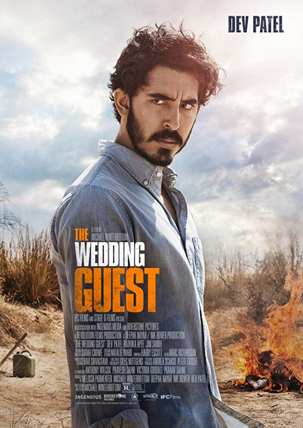 'The Wedding Guest' movie poster
