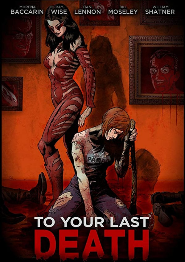 'To Your Last Death' movie poster