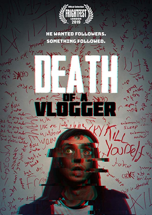 'Death of a Vlogger' movie poster