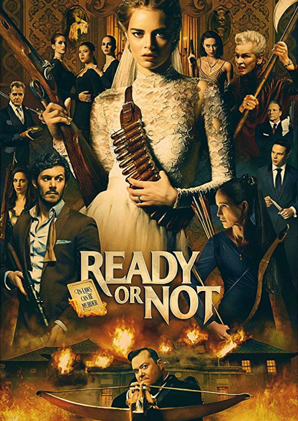 'Ready Or Not' movie poster